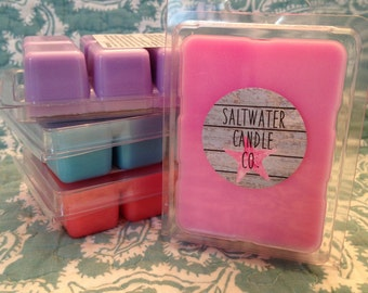 Wax Melts- Beach Scents