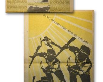 The Black Panther, Vol. V, No. 17, 1970,