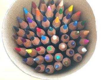 Ohuhu Colored Pencils - Tube of 72, Eco Friendly