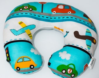 Travel neck pillow for kids