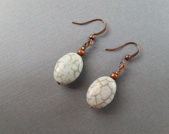 Sea Foam Green Dangles