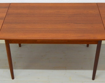 Mid-Century Vintage Danish Teak Table