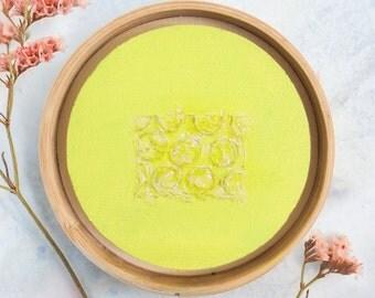 Pop It Bubblewrap Circle Painting