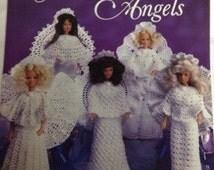 "Crochet Fashion Doll ""Barbie"" angels"
