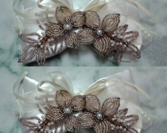 beaded wedding favor