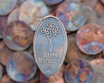 Happy Mother's Day • Copper • Holiday Collection • Mothers Day • Pressed Copper Penny