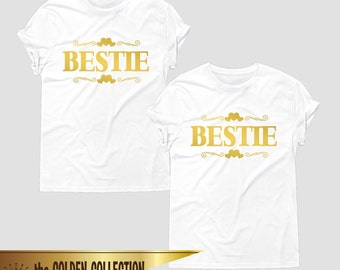 best friend shirt, best friends shirts, Bestie t-shirt, Bff shirts, Best friend t shirts, best friend gift, best friend clothing