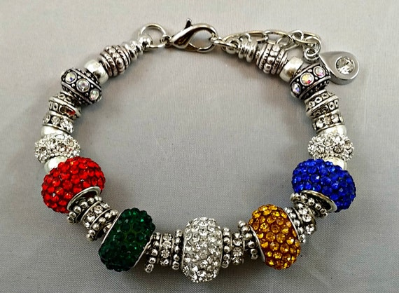 order of the eastern european charm bracelet without