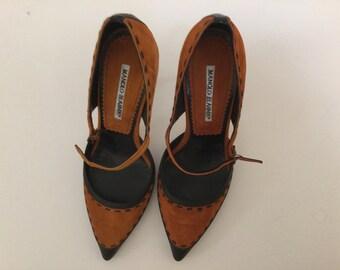 shoes of monologue blanik