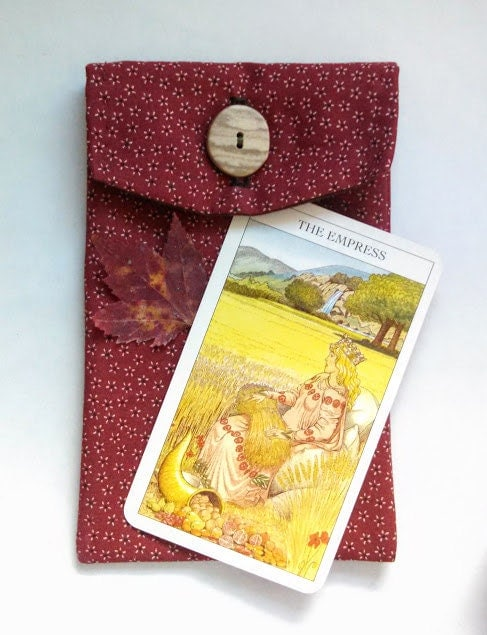 Tarot Bags Tarot Cards Cloths More: Tarot Deck Oracle Bag Lenormand Cards Pouch Fortune Teller