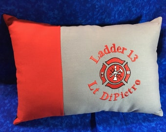 FireFighter Pillow