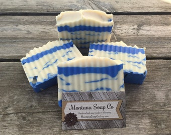 Bay Rum Soap masculine gift idea for him