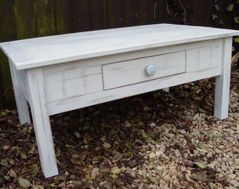 Shabby Chic Coffee Table.