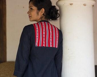 Chaanthu Theyyam Jacket