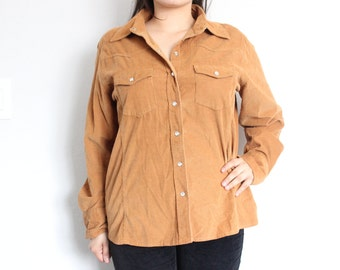 Western Button Down Sleeve