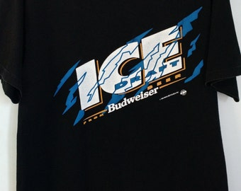 Budweiser ICE draft Shirt Vintage 1993