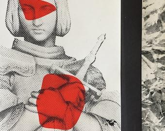 Joan Print
