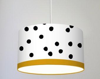 Pendant lamp HANG LOOSE KIDS / dots