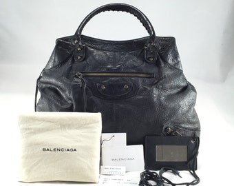 Balenciaga The Brief Bag