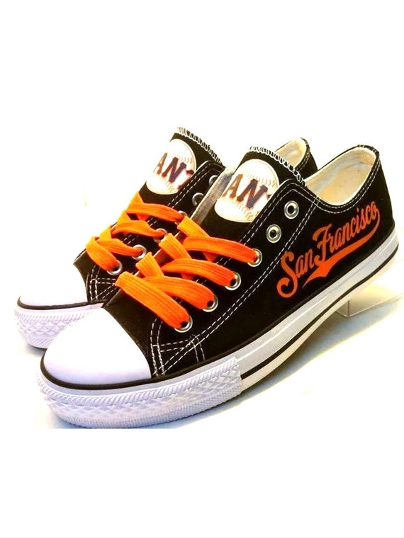 san francisco giants athletic team shoes by