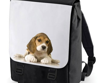 BEAGLE PUPPY Backpack