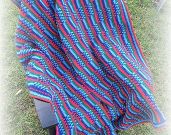 Bright Colored Rugs Etsy