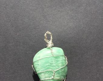 Green Amazonite Necklace