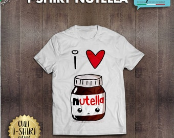 I love nutella | Etsy