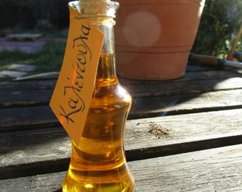 Calendula Infused Extra Virgin Olive Oil