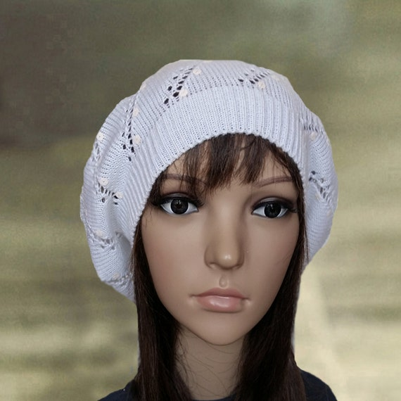 Find great deals on eBay for white knit beret hat. Shop with confidence.