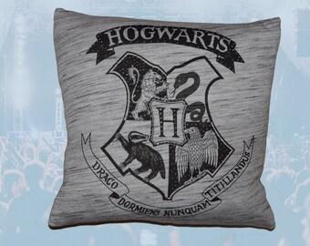 Harry Potter Hogwarts School Handmade Cushion Pillow