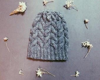 Girls Alpaca Wool Hat