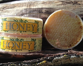 "Comb Honey ""ross rounds"""