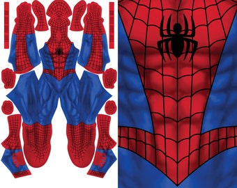 SPIDER-MAN COMIC style - pattern file