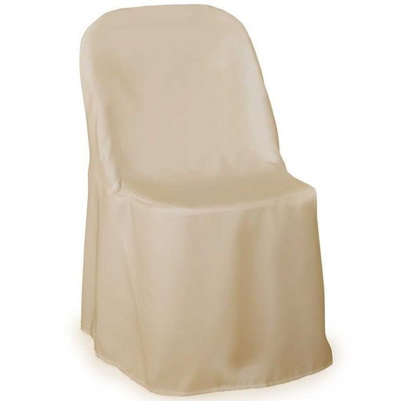 Polyester Chair Cover Folding Chair Cover Chair Cover