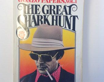 Hunter S. Thompson: The Great Shark Hunt