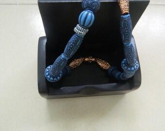 Akofena Beaded Necklace