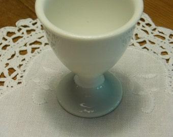 Egg white porcelain
