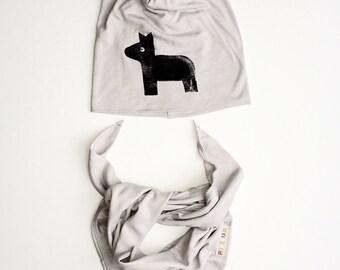 Hat & scarve set