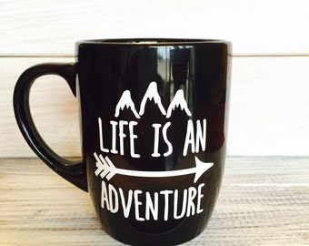Lif is an adventure coffee cup