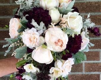 Custom Cascading or Teardrop Bouquet
