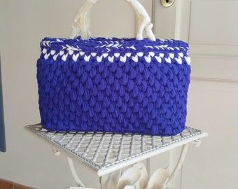 bags blue