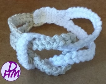 Sailor knot bracelet or Celtic knot
