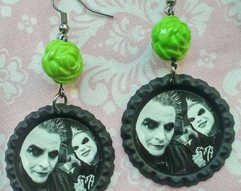 Twiztid Juggalo Earrings