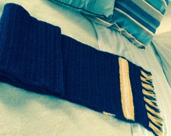 WVU scarf