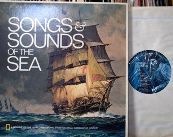 Songs & Sounds of the Sea, National Geographic Society