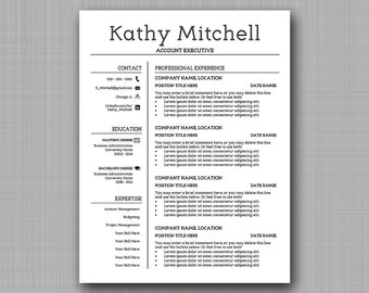 Eligible Resume Template | Easy Customization in PPT