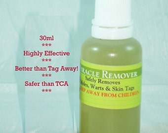30ML-Mole, Wart & Skin Tag Remover Best on the market