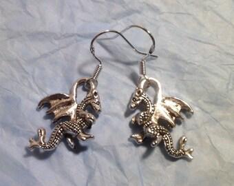 GoT Dragon Earrings