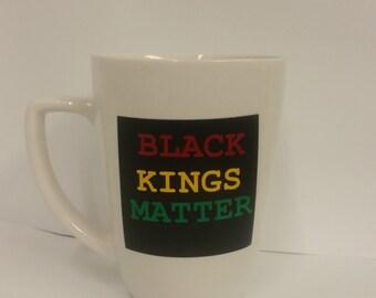 BLACK KINGS MATTER